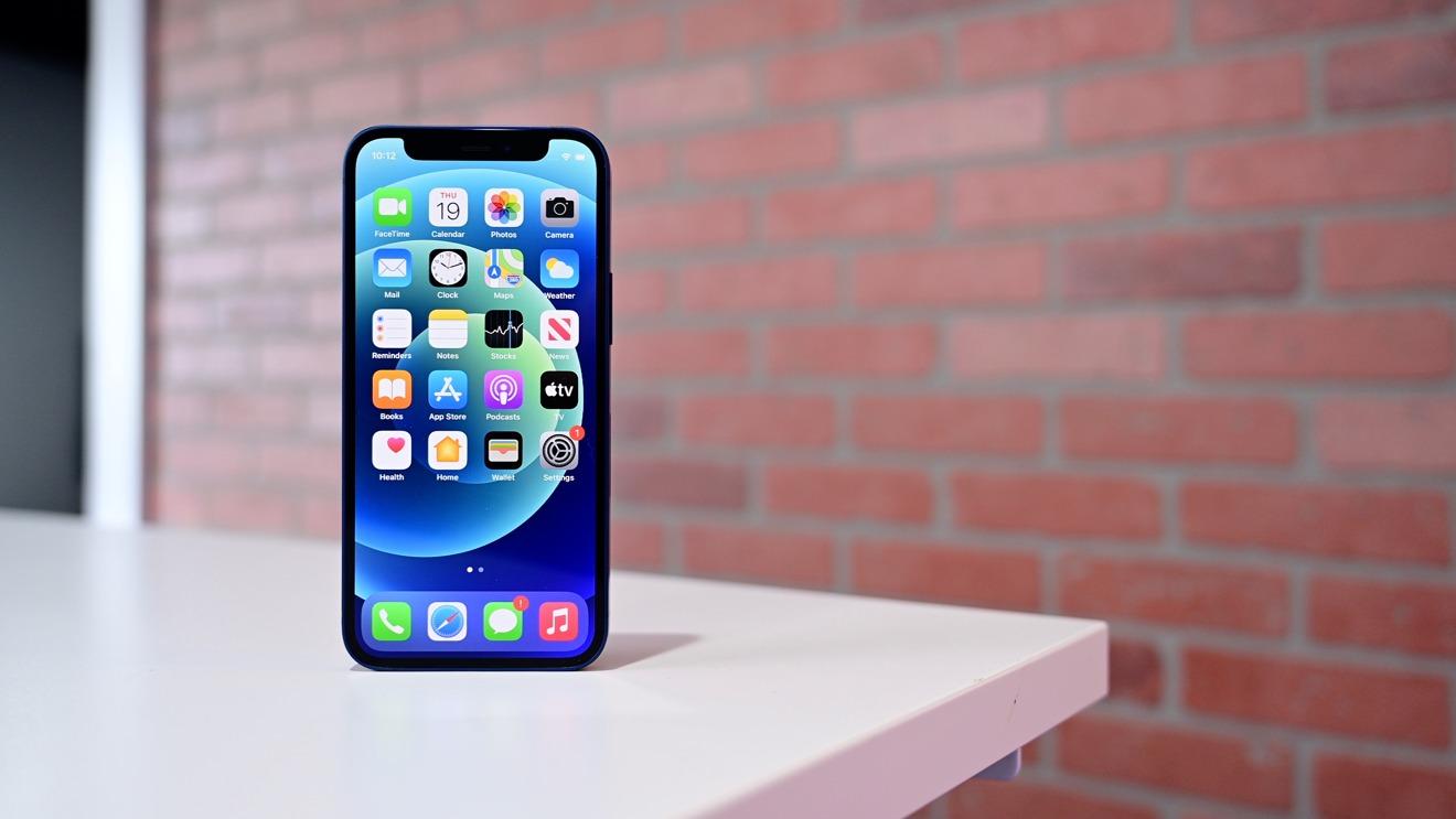 Новый iPhone 12 mini