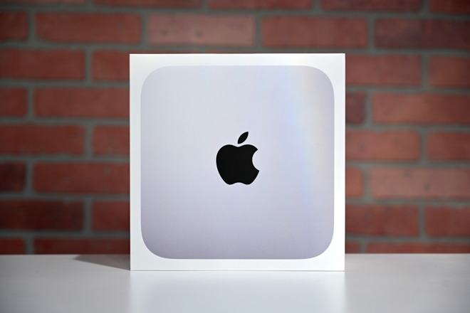 Ready to rock -- the Mac mini (2020) is one of the first with Apple silicon