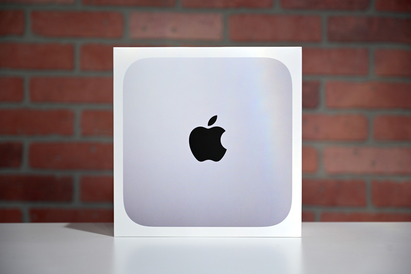 Ready to rock —  the Mac mini (2020) is one of the first with Apple silicon