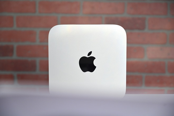 Mac mini doesn't look much different
