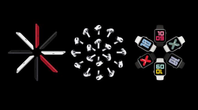 Apple's Black Friday artwork