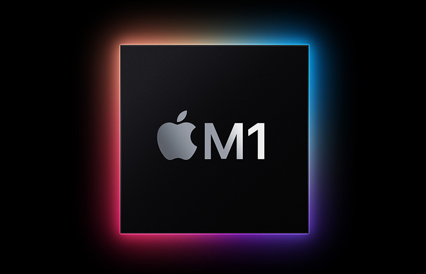 Apple M1 processor in new MacBook Pro