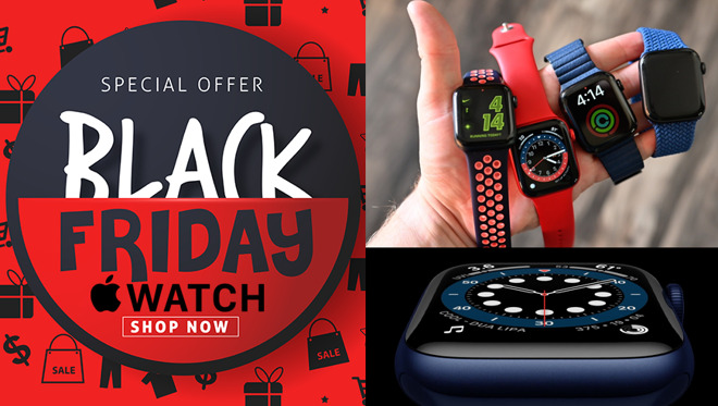 Mega Apple Watch Black Friday deal roundup: save up to $250 on over 50 deals