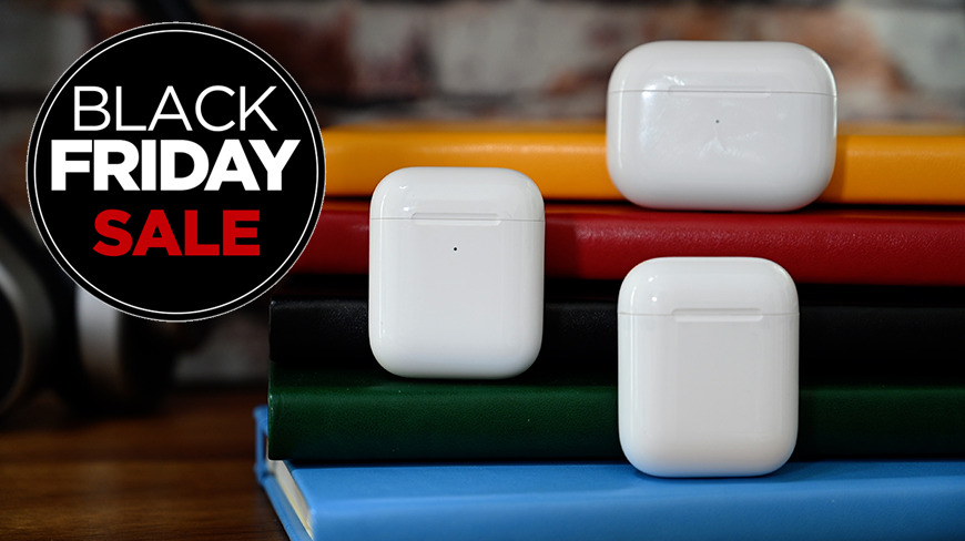Best Airpods Black Friday Deals Airpods Pro Sale At Amazon
