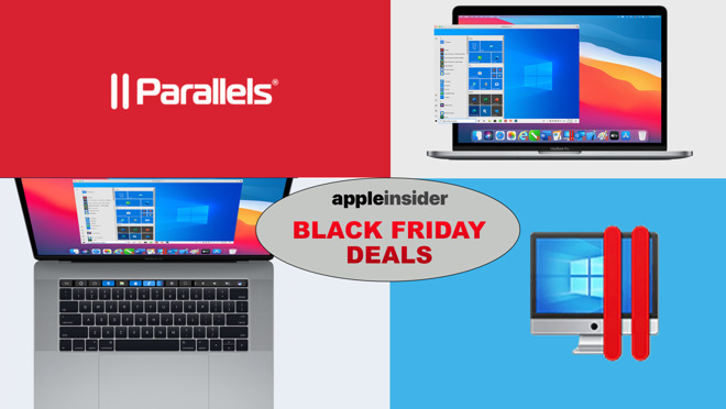 photo of Parallels Black Friday deals are live: save 20% on Desktop 16 to run Windows on Mac image