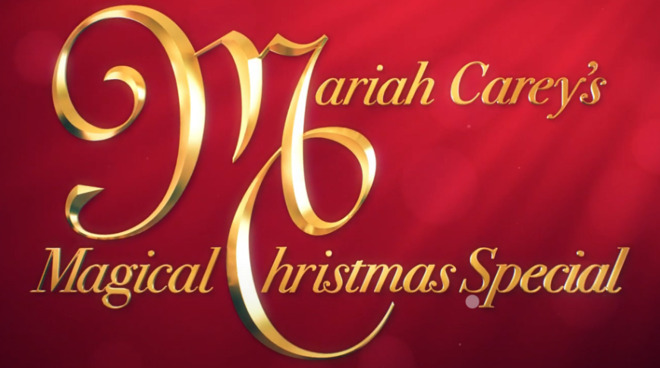 photo of Apple TV+ 'Mariah Carey's Magical Christmas Special' gets an official trailer image