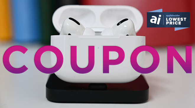 photo of Amazon's AirPods Pro deal has sold out, here's where you can buy the earphones right now for $189 image