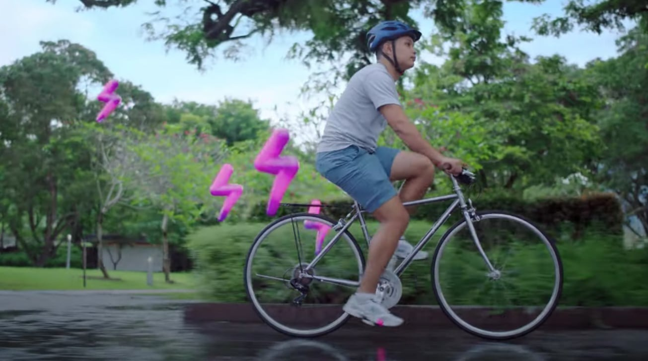 Apple-produced ad For LumiHealth Promotes Singapore Health Initiative