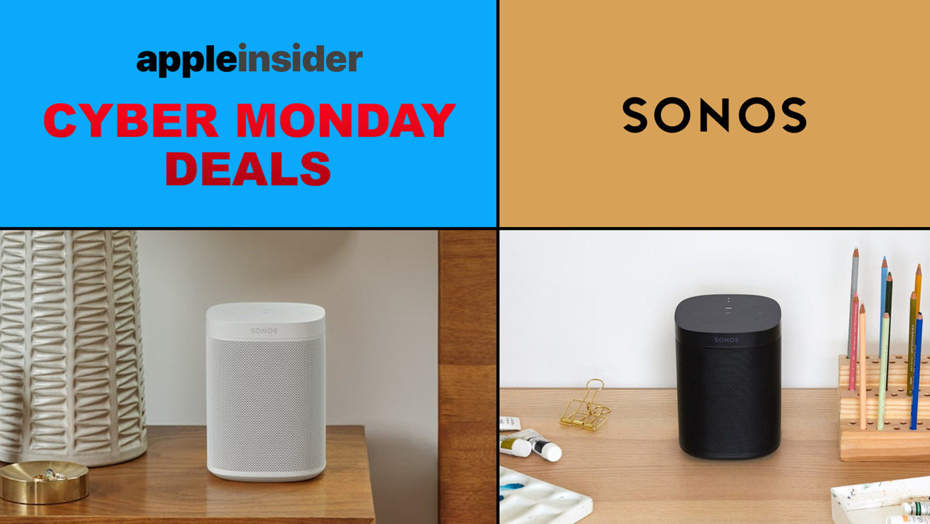 Sonos Cyber Monday deals offer $50 off top speakers