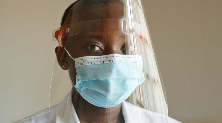 photo of Apple donates millions of masks and face shields to Zambia image