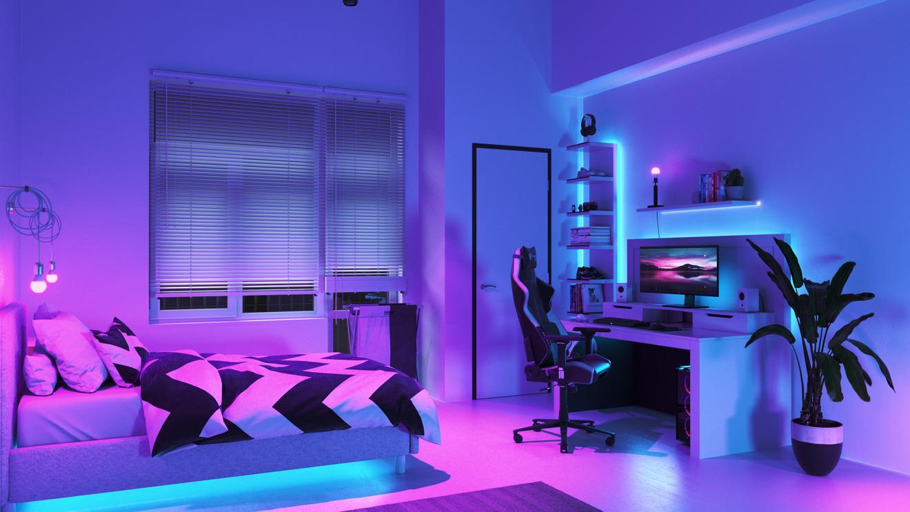Nanoleaf Essentials lights