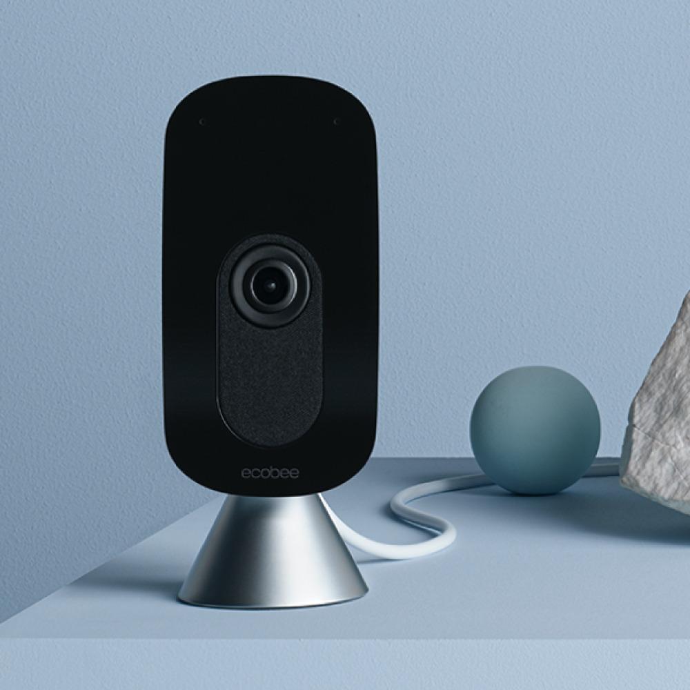 Ecobee Smart Camera works with HomeKit Secure Video