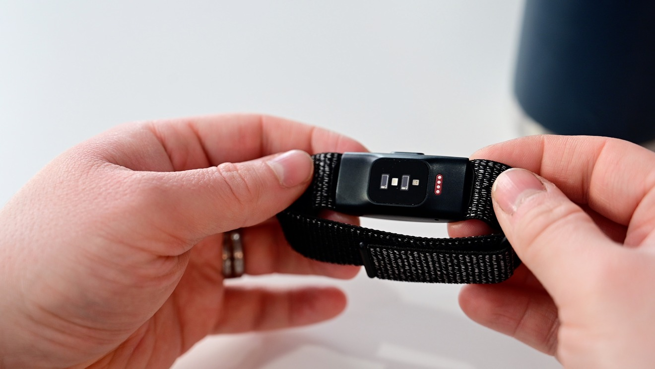 Halo heart rate monitor