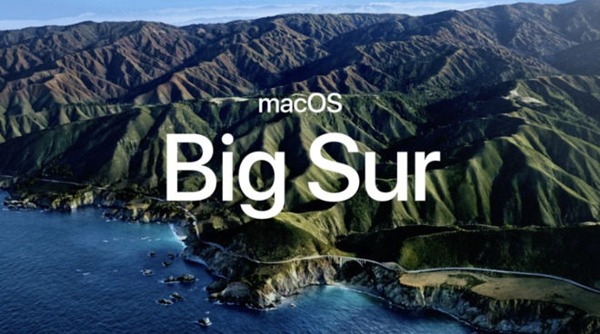 Apple releases macOS Big Sur 11.1 beta 2