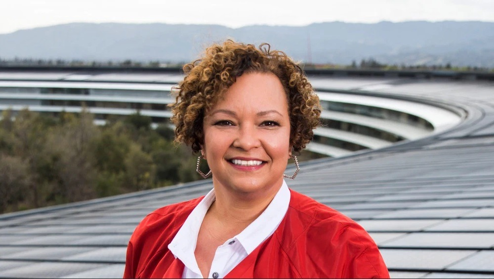 photo of VP Lisa Jackson hopes Apple's sustainability, environmental leadership will inspire others image