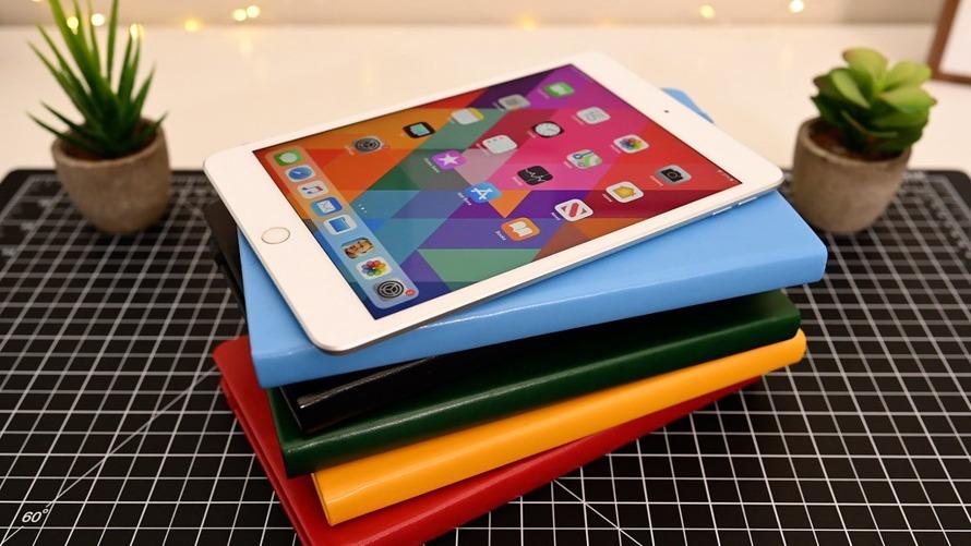 The current-generation iPad mini 5