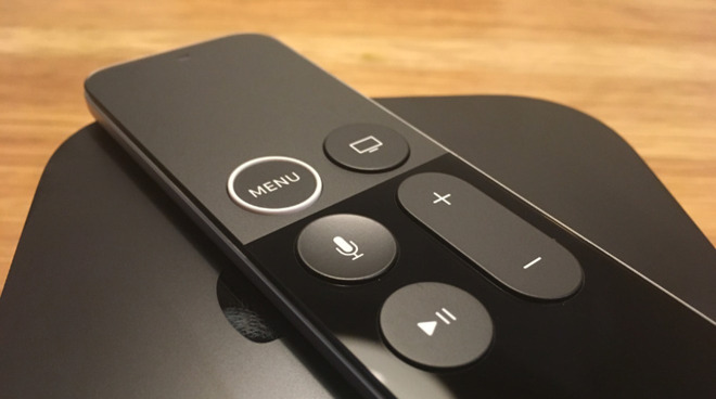 The Siri Remote could change to include UWB support in the Apple TV 6.