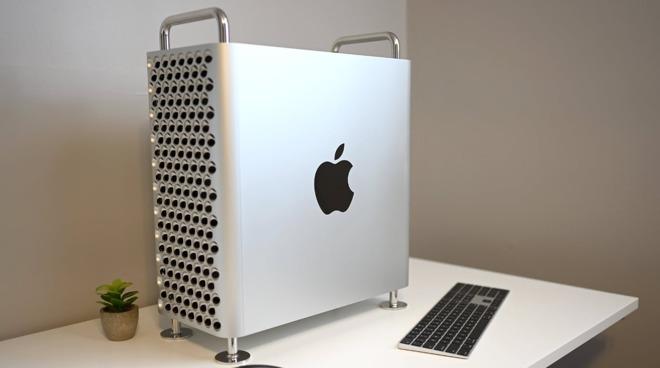 Apple's current Mac Pro