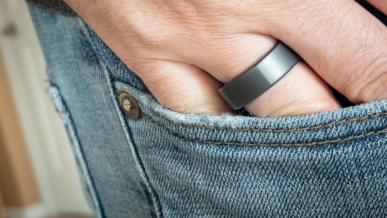 Oura is a stylish wearable that doesn't look like a tech product