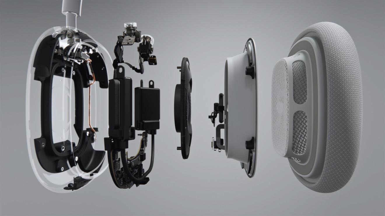 Apple AirPods Max internals