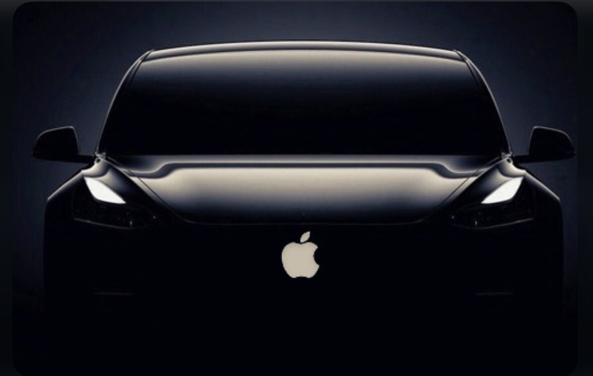 John Giannandrea, Apple's head of AI, takes over self-driving vehicle project