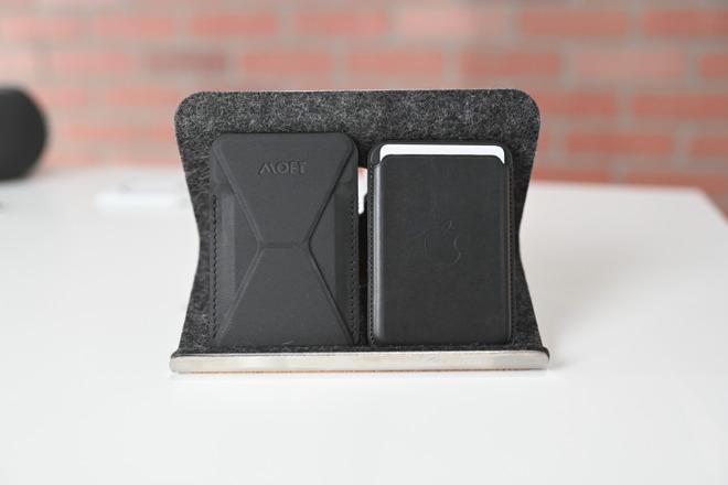 Moft versus Apple's MagSafe wallet