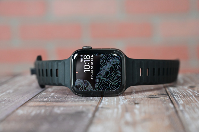 The new Nomad Sport Strap