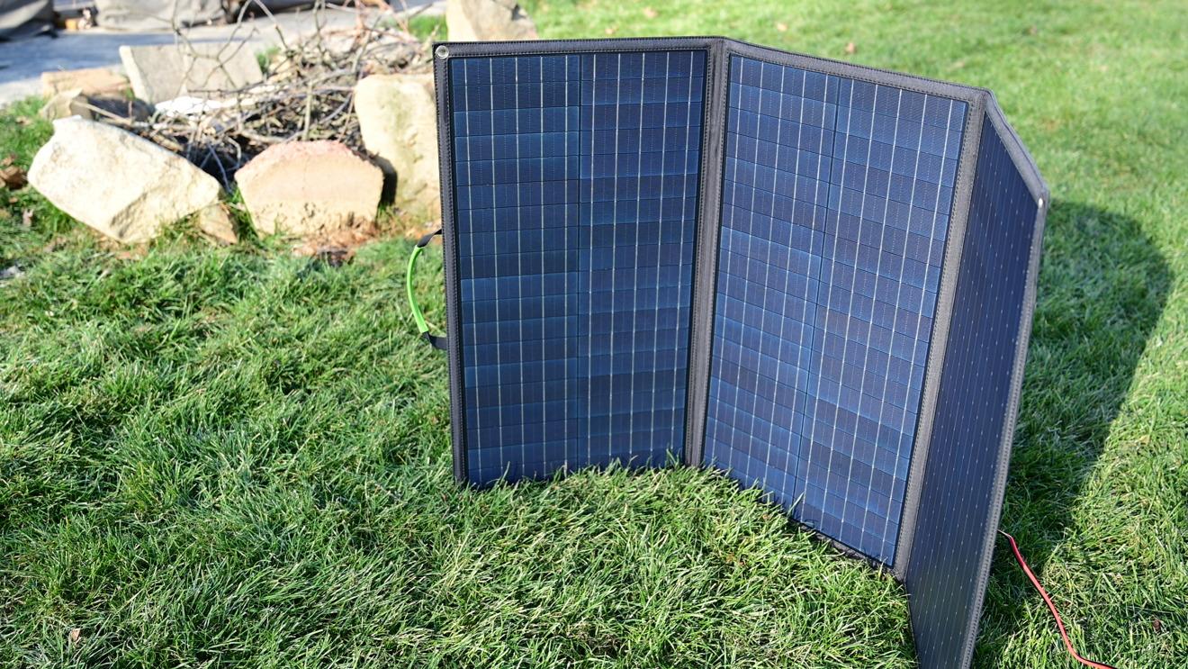Zendure SuperBase 500 solar panels