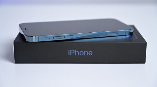 The iPhone 12 uses OLED on every model