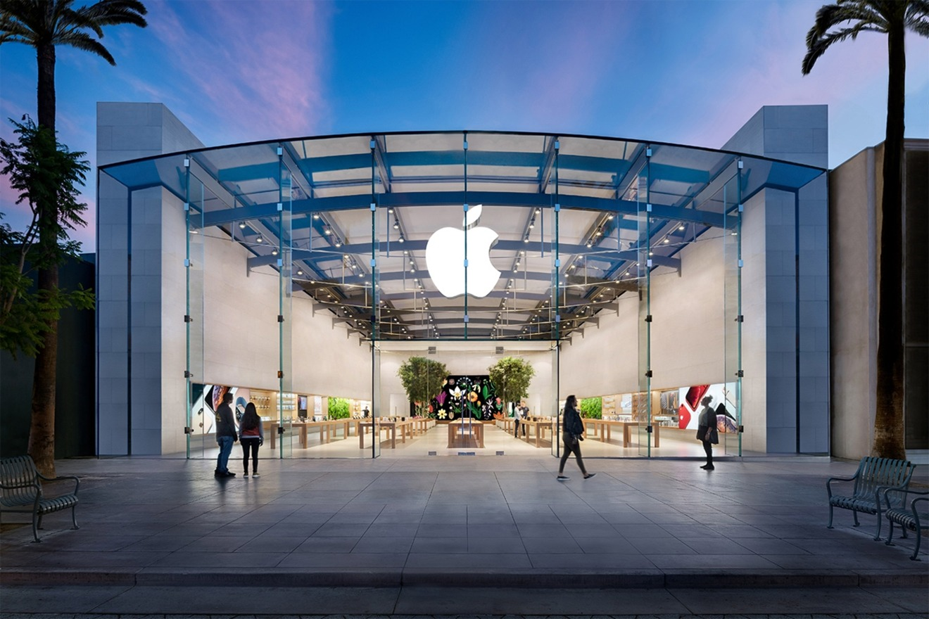 Apple to temporarily close Los Angeles area stores due to COVID-19