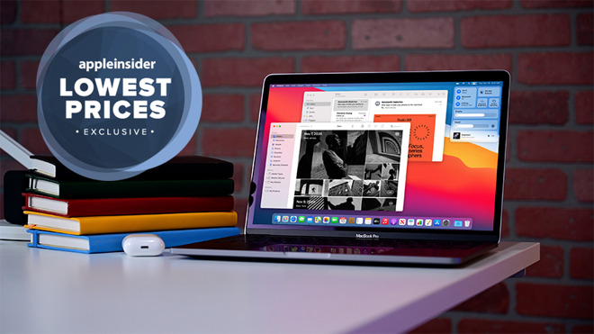 Last minute Apple M1 MacBook Pro deal for the holidays