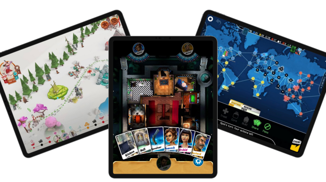 Best board games for iPad