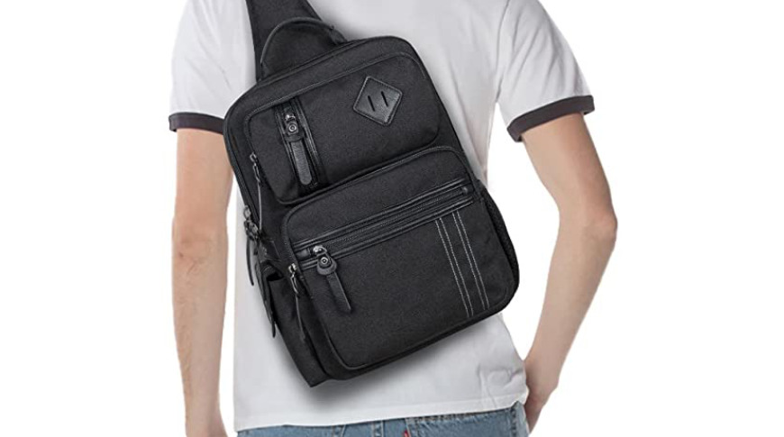 Leaper Messenger Bag