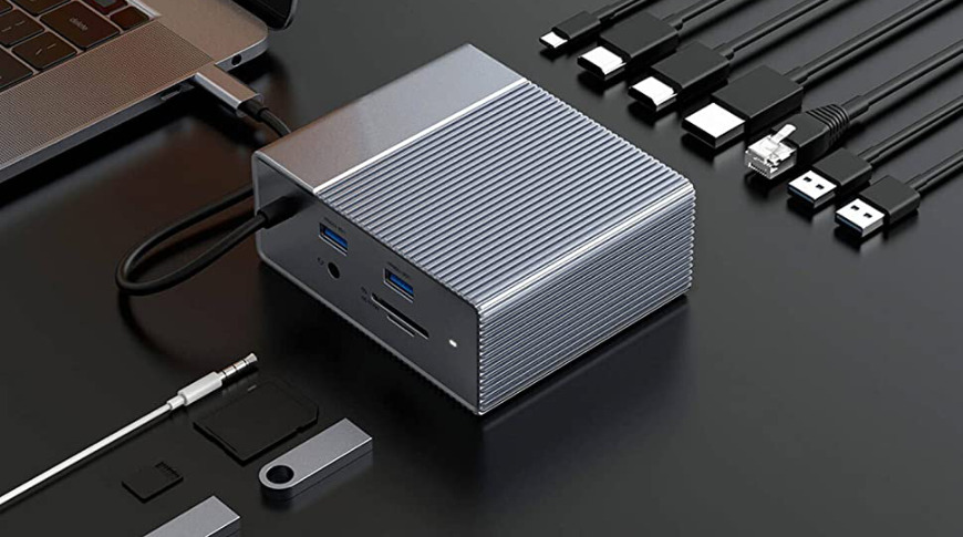 HyperDrive 12-in-1 USB-C Hub