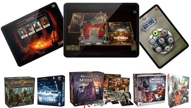 The top app-friendly board games for Apple devices
