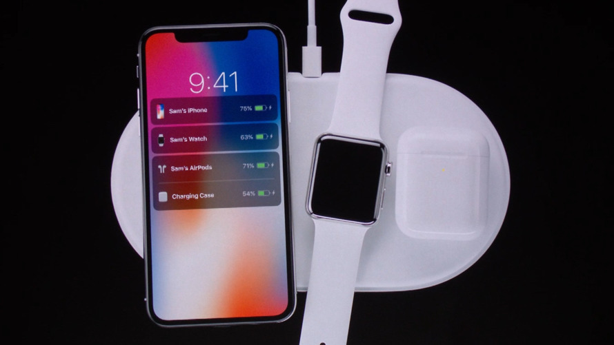 AirPower, the ill-fated multi-device wireless charging pad.