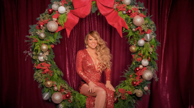 Mariah Carey's Christmas Special was a big hit