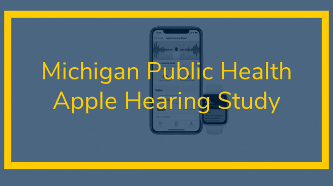 Apple Hearing Study collects more data than intended