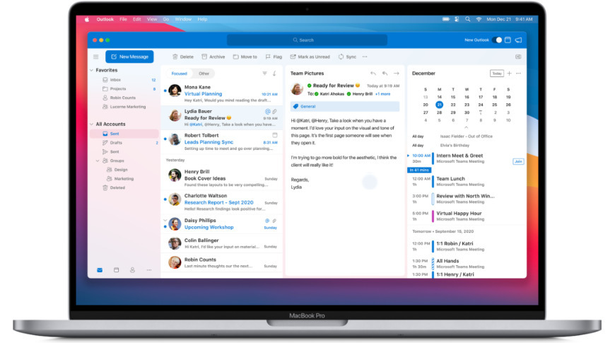Microsoft Word on Apple Silicon M1