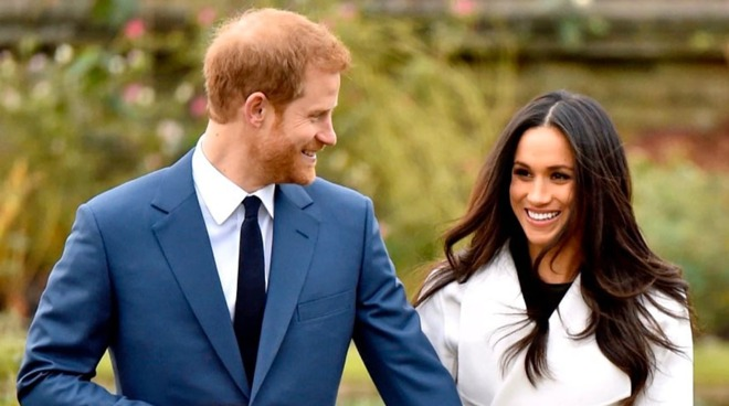 The Duke and Duchess of Sussex, Prince Harry and Meghan Markle [Instagram]