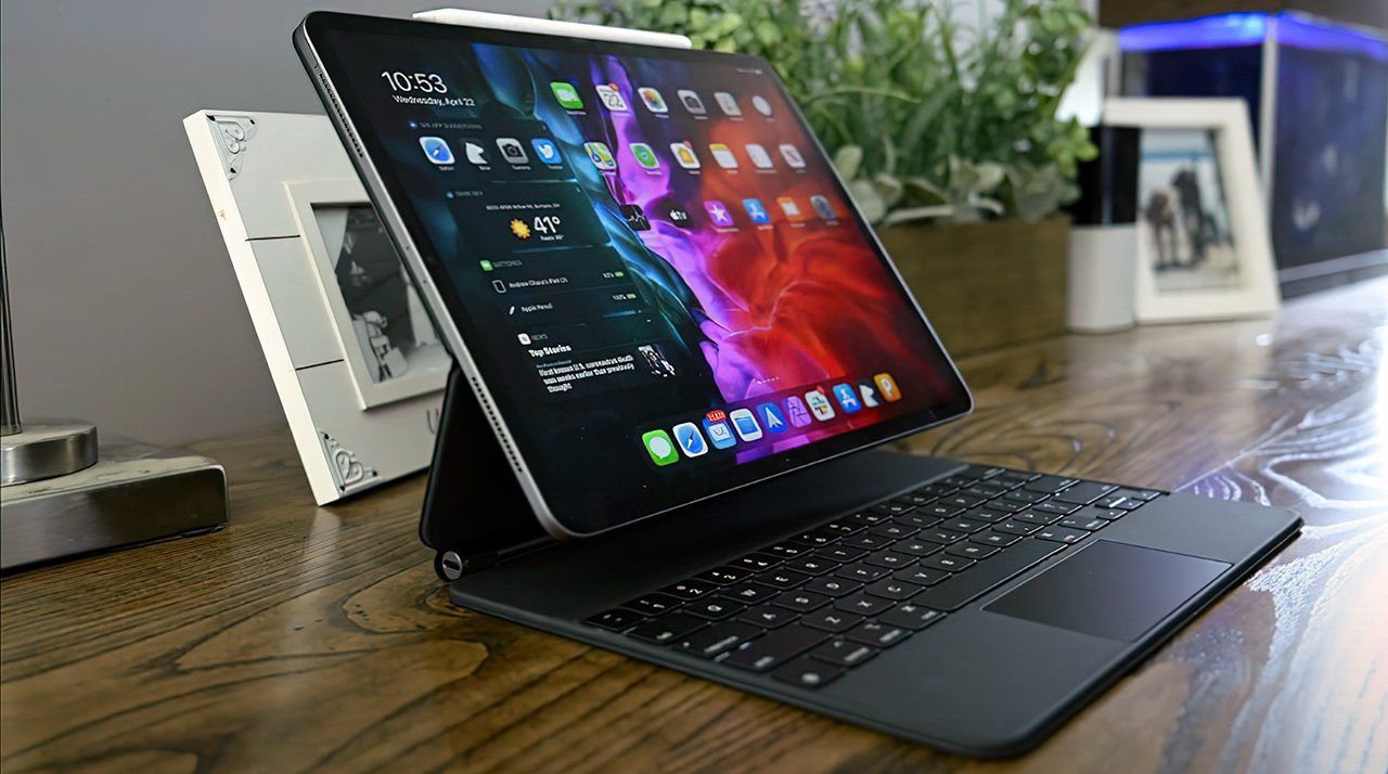The next iPad Pro will have new display technology and a better processor