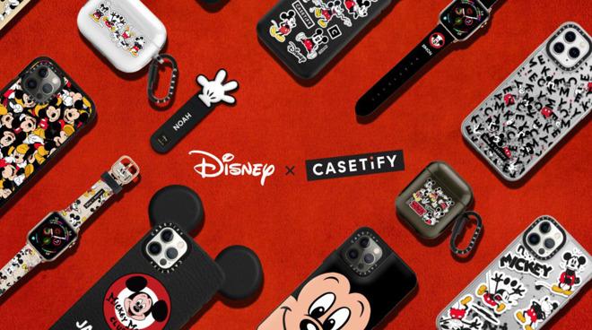 Casetify X Disney