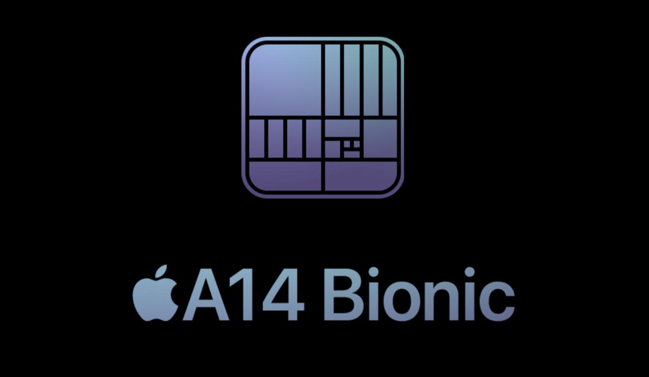 Apple's speedy A14 Bionic powers the new iPad Air