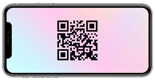 How to scan QR codes on an iPhone