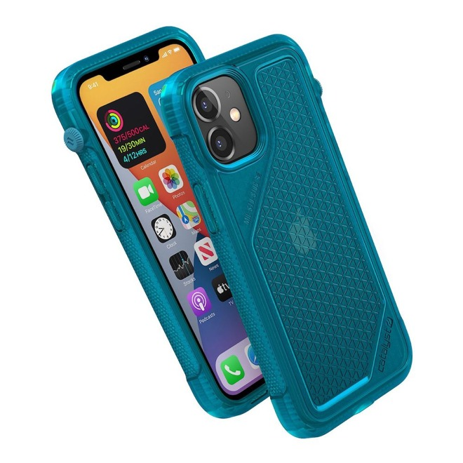 The Vibe case now comes in bright new colors like neon yellow, neon pink, and Bondi Blue (pictured here).