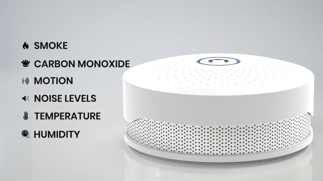 Owl Wired HomeKit sensor