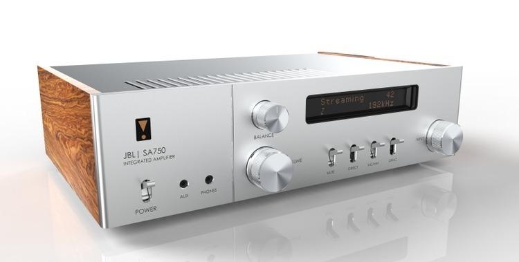 JBL SA750 receiver