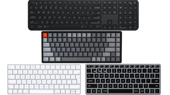 Top keyboards to buy for your Mac
