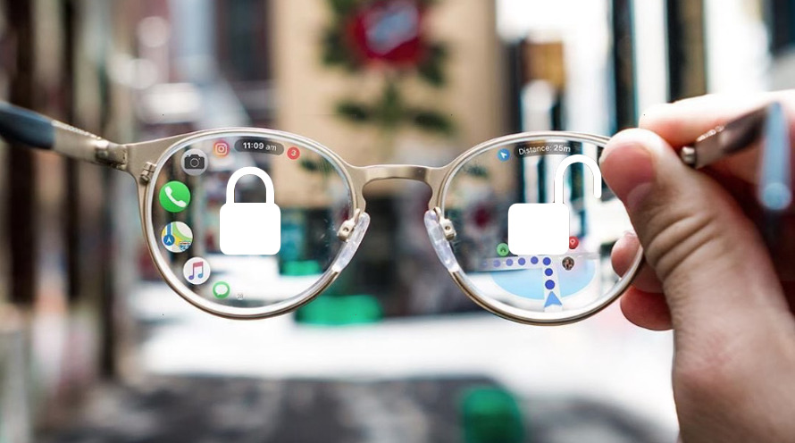 'Apple Glass' May Add This Extra Convenience Feature, Patent Reveals
