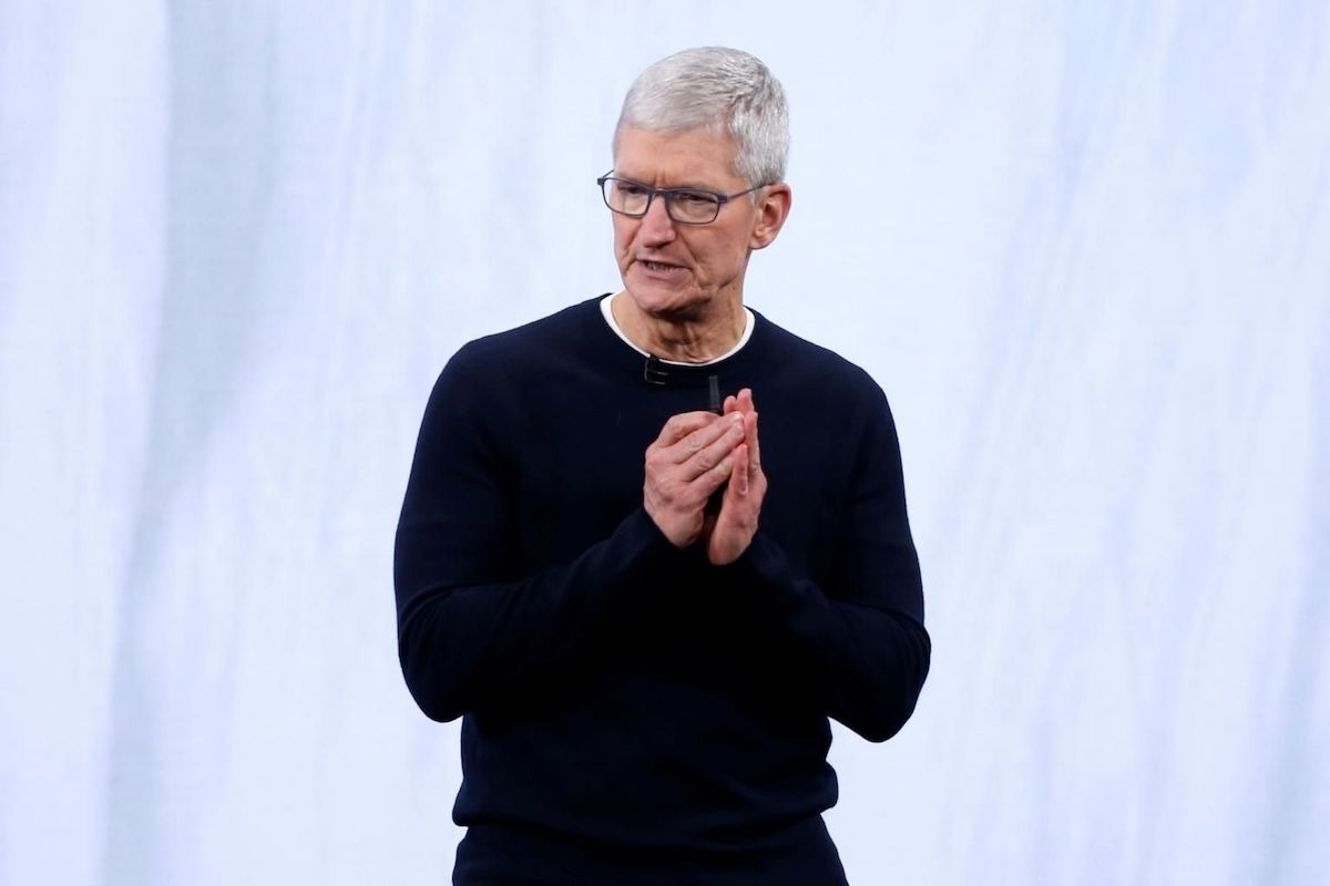 Tim Cook teases Wednesday announcement, calls for capitol siege accountability